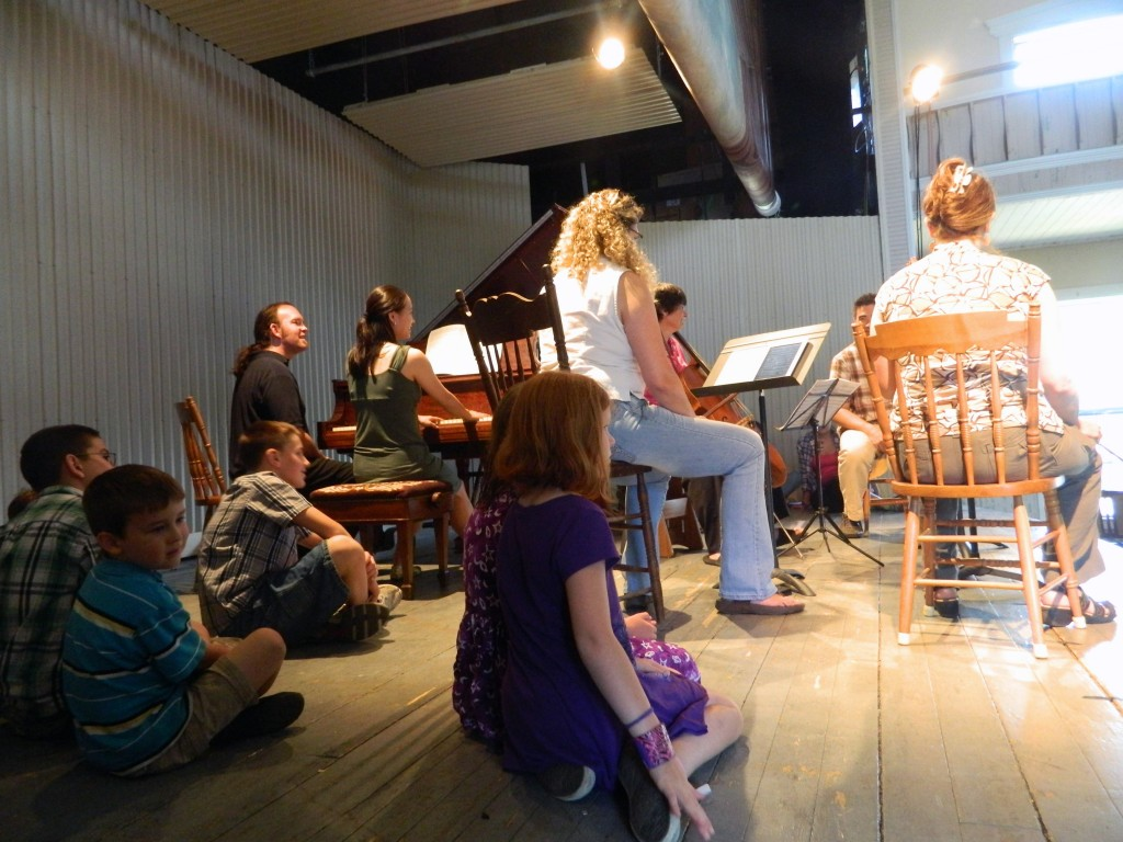 Craftsbury Chamber Players Mini-Concerts